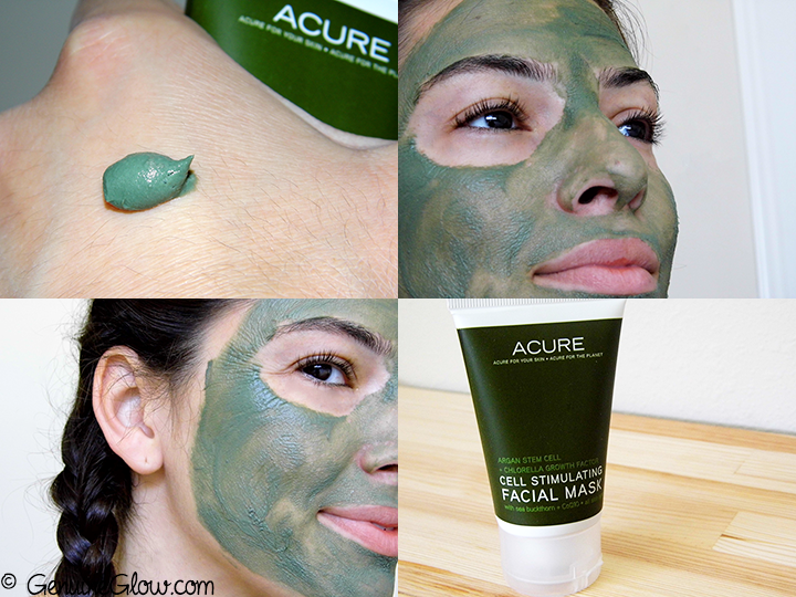 Acure Organics Facial Mask Cell Stimulating Review Photos copy