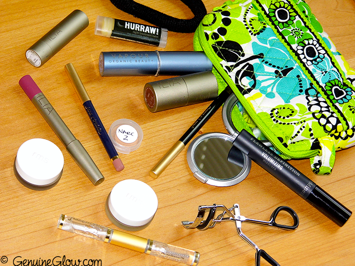What Is In My Makeup Bag?