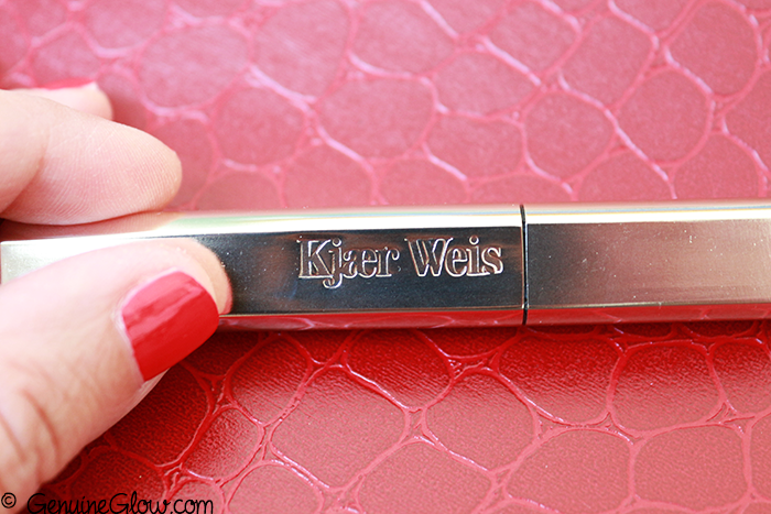 Kjaer Weis Mascara Review and Photos, Kjaer Weis Mascara Reviews, Best Organic Mascara, Natural makeup, Organic makeup