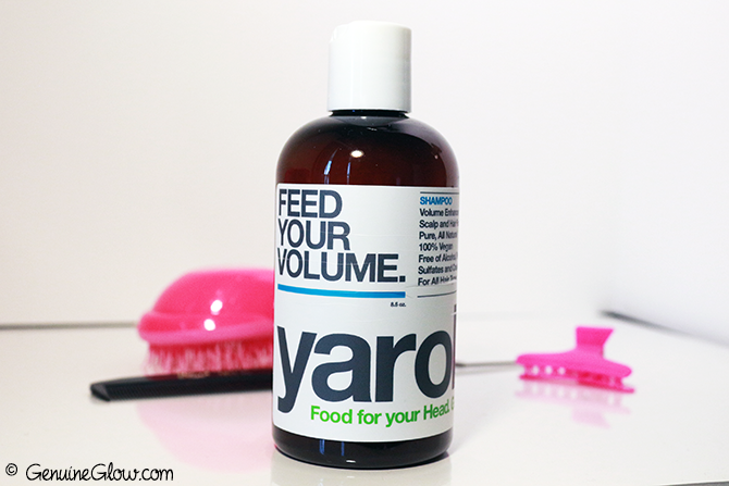 Yarok Shampoo Feed Your Volume Review