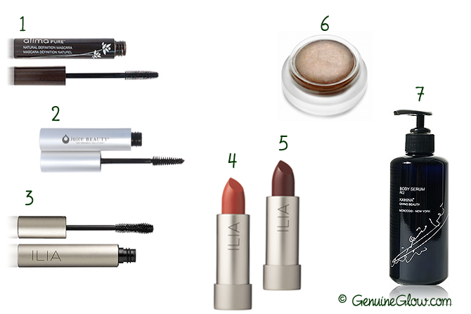 Green Beauty New Launches