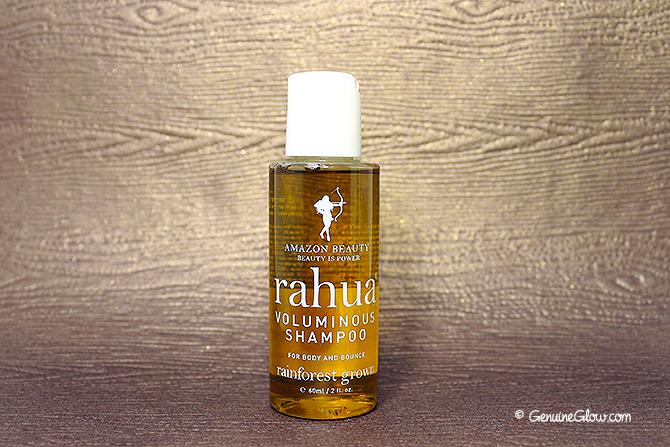 Rahua Voluminous Shampoo Reviews