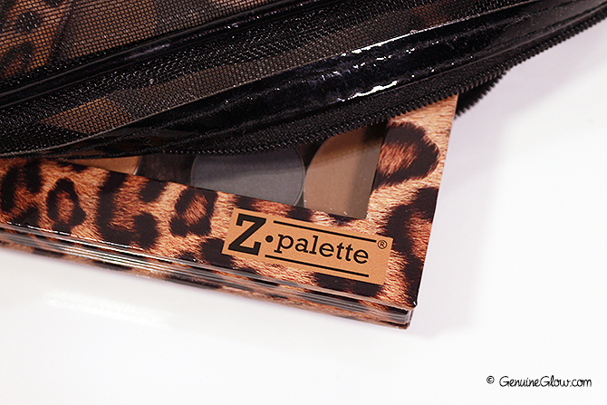 What's In My Z-Palette?