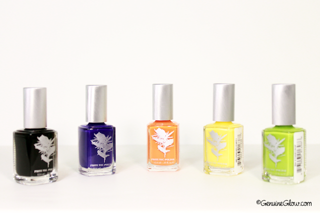 Priti NYC Nail Polishes