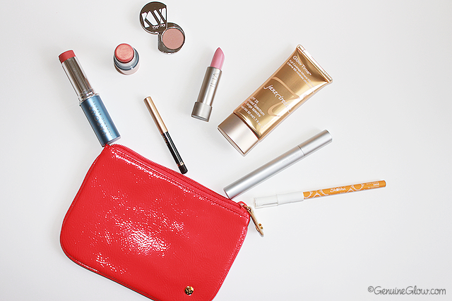 what's in my makeup bag #6 spring 2014 genuine glow