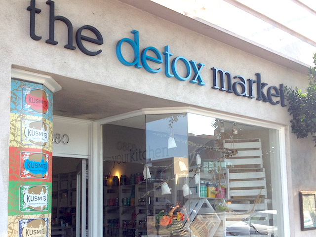 My Visit To The Detox Market