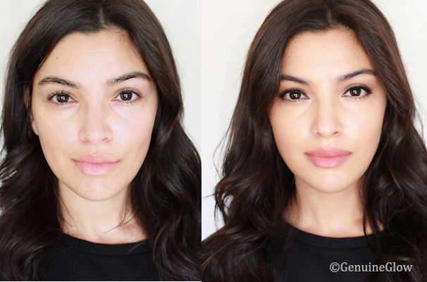 Gressa Serum Foundation Review Before After