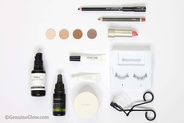 Ilia Beauty Funnel Of Love + FOTD makeup