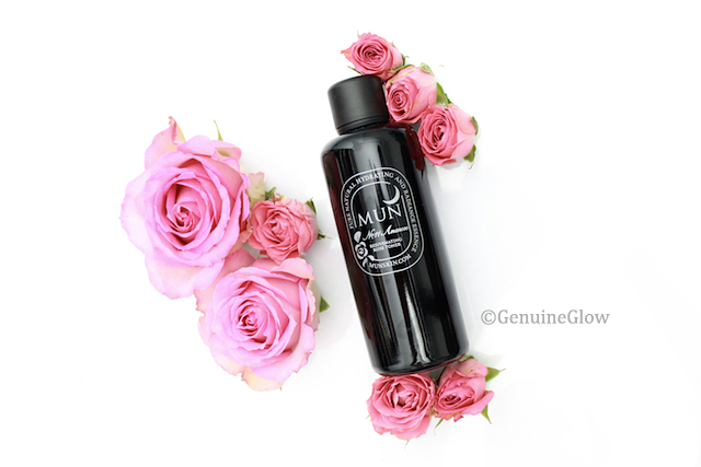 MUN Rose Toner Review Giveaway
