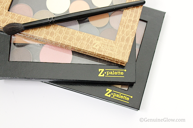 What's In My Z Palette favorite eyeshadows copy