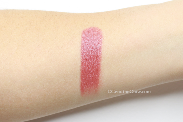27 Kisses Nudus Swatches with copyright