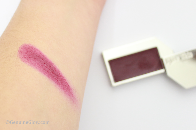 Kjaer Weis Beloved Swatches with logo