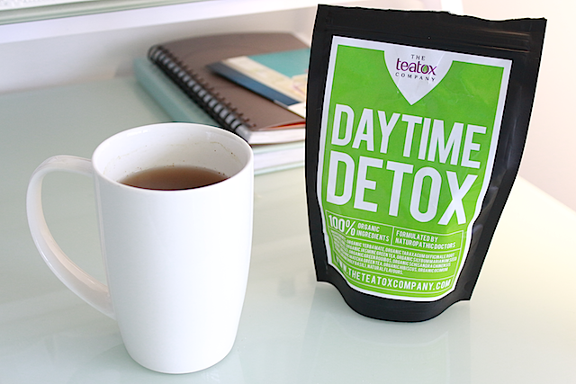 The Teatox Company Daytime Detox Review