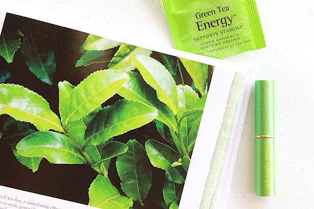 green tea skin benefits