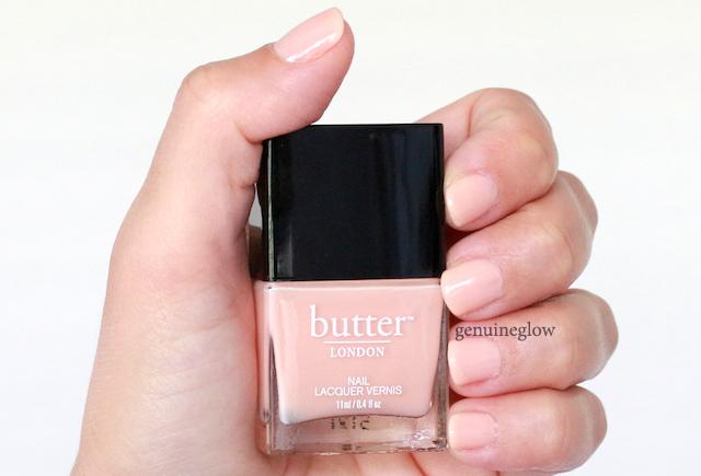 Butter London Nude Stilettos Text