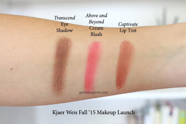 Kjaer Weis Fall 2015 Swatches