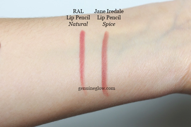 Red Apple Lipstick Lip Pencil Natural Jane Iredale Lip Pencil Spice