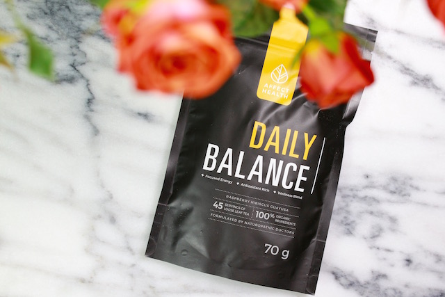 Affect Health Daily Balance Tea Review