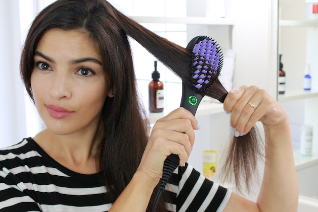 Dafni Brush Review Genuine Glow