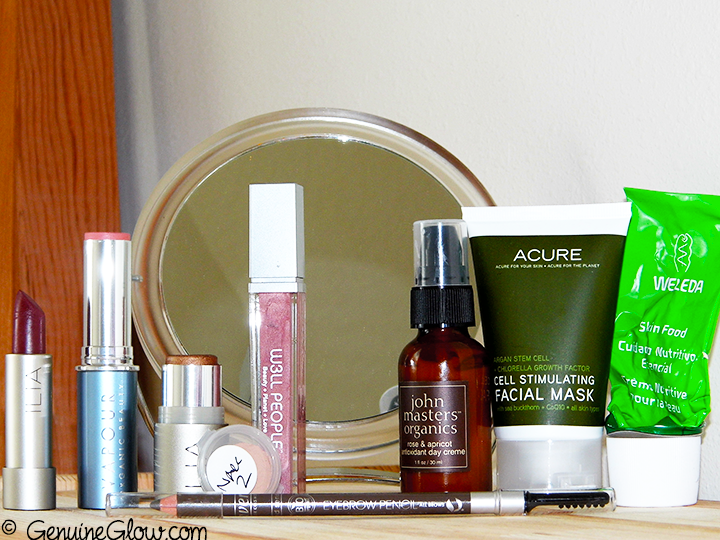 April 2013 Beauty Favorites