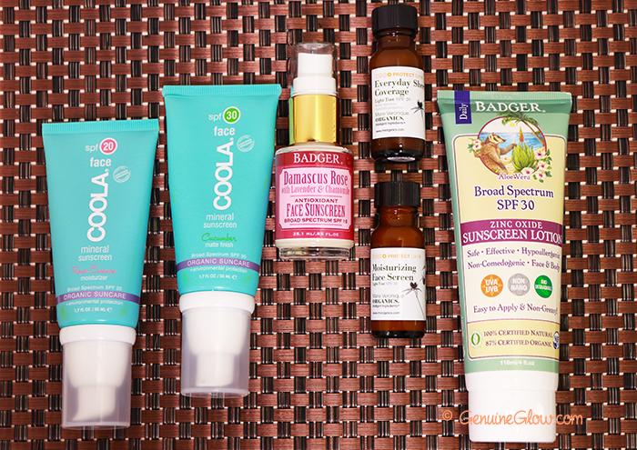 Favorite Sunscreen Summer 2013