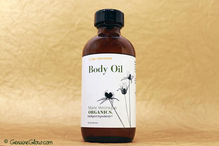 MVO Body Oil Vetiver Lavender