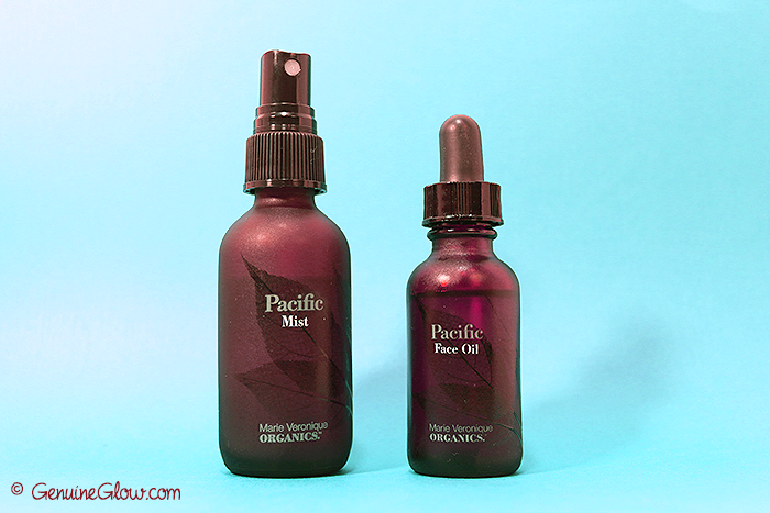 MVO Pacific Mist and Facial Oil