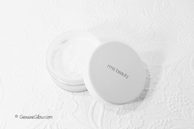 RMS Beauty Un Powder Review Genuine Glow