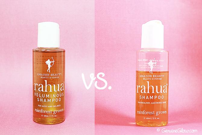 Rahua Shampoo Rahua Voluminous Shampoo Review Comparison