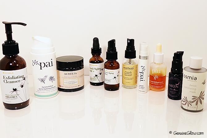 Skincare TAG Genuine Glow