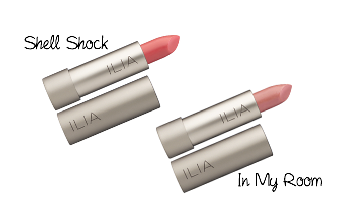 Ilia Beauty Giveaway Shell Shock+In My Room