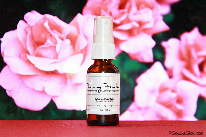 Tammy Fender Bulgarian Rose Water Review