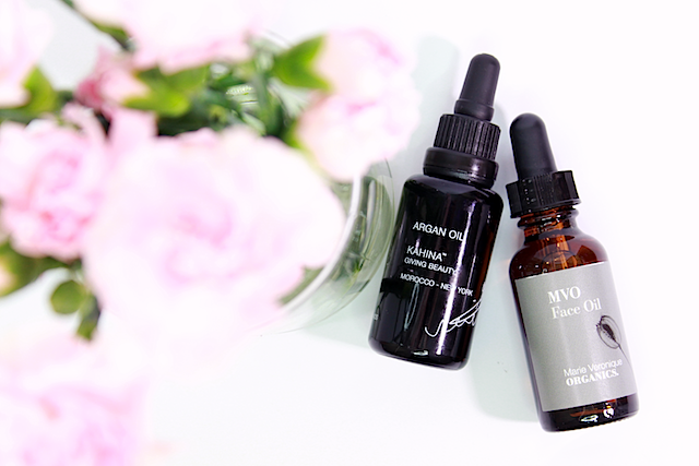 Spring Skincare Routine Face Oil and Serum