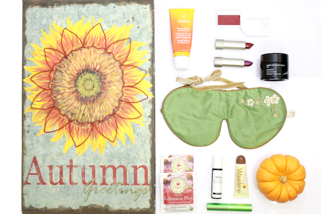 Beauty and Wellness Fall Essentials