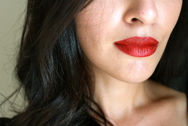 Kjaer Weis Lover S Choice Lip Tint Swatches Review Genuine Glow