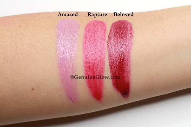 Kjaer Weis Lip Tints in Amazed and Rapture | Genuine Glow