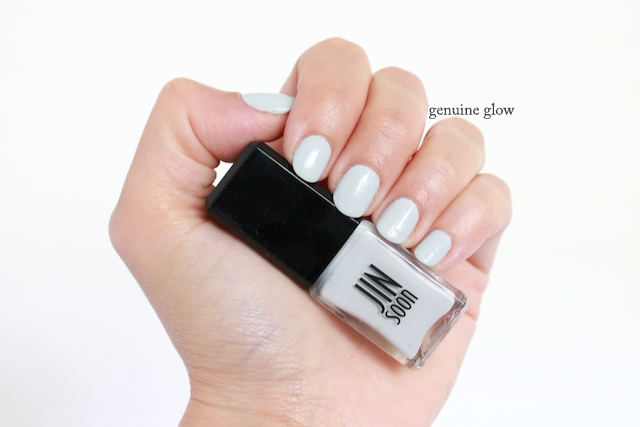Jin Soon Nail Polish Kookie White | Genuine Glow