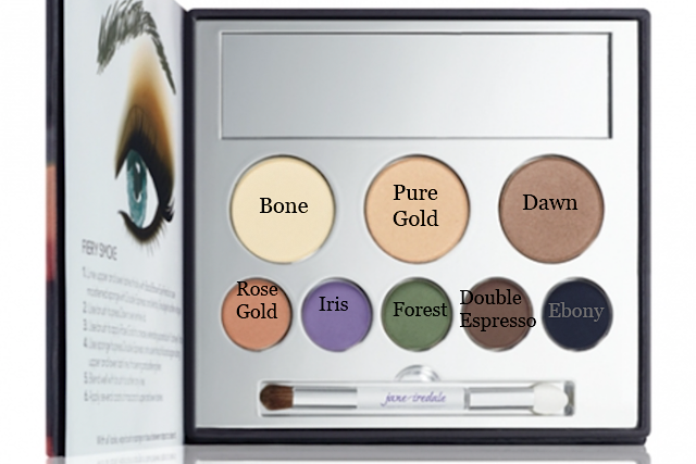 Jane Iredale Holiday Palette