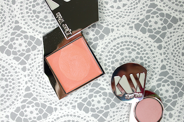 Kjaer Weis Precious Cream Blush Review Swatches