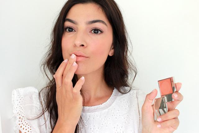 Kjaer Weis Precious Cream Blush Review Swatches