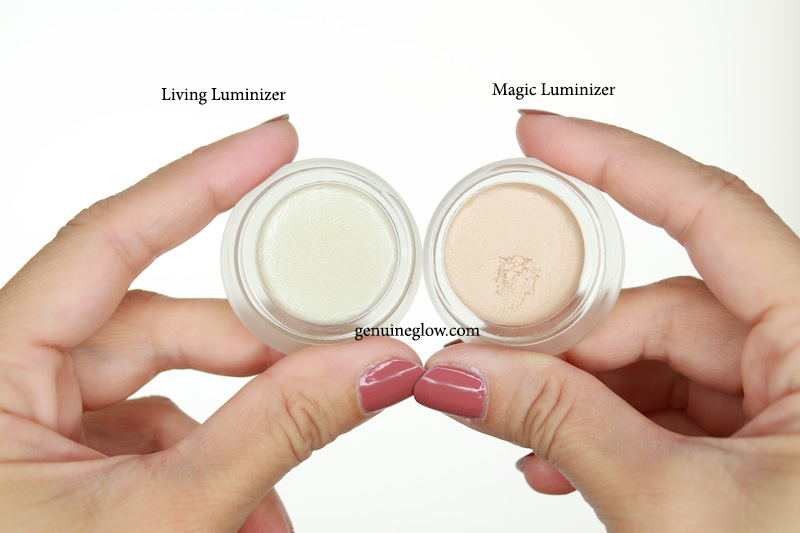 Living Luminizer Glow Face & Body Powder by rms beauty #12