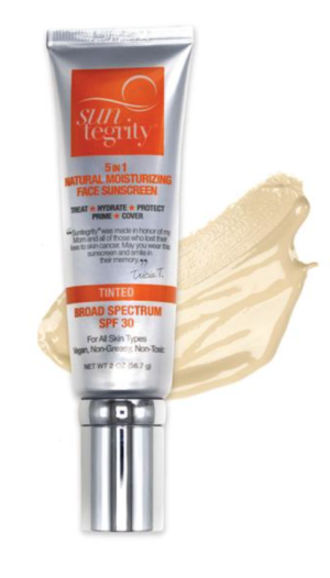 Moisturizing Face Sunscreen SPF 30